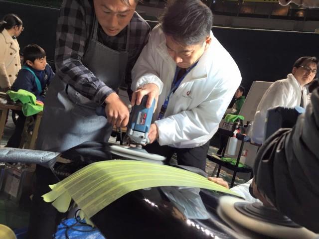 九州で検定試験と研磨道場を開催しました!