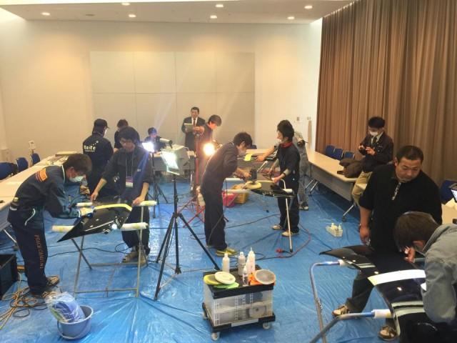 第1回コーティング技能検定1級試験開催のお知らせ!
