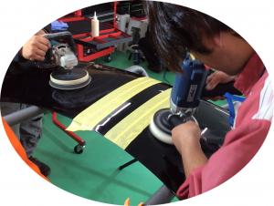 車磨き 研磨の研究教室