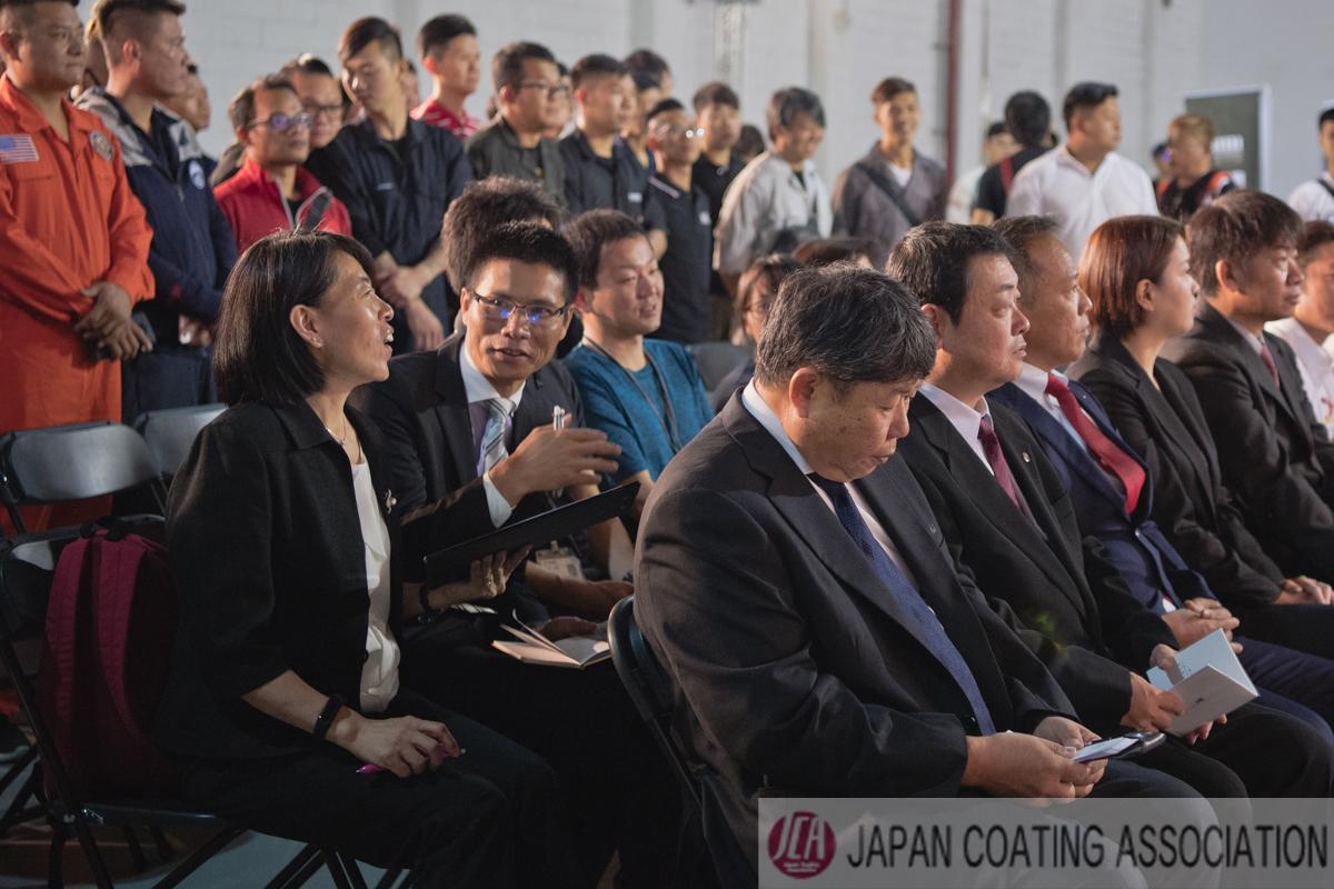 2019亞太區汽車美容研磨賽にご招待頂きました。